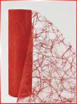 Sizoweb Tischband 20cm x 25m ROT