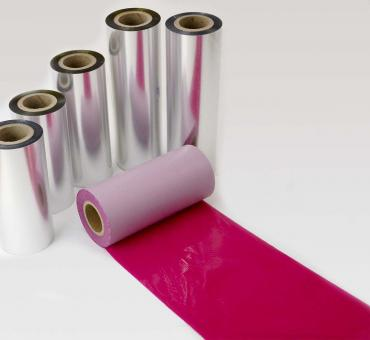 Thermotransfer Folie PINK EXTRA 100 mm x 100 m