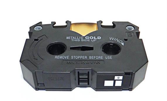 OKI DP Kassette GOLD metallic refill