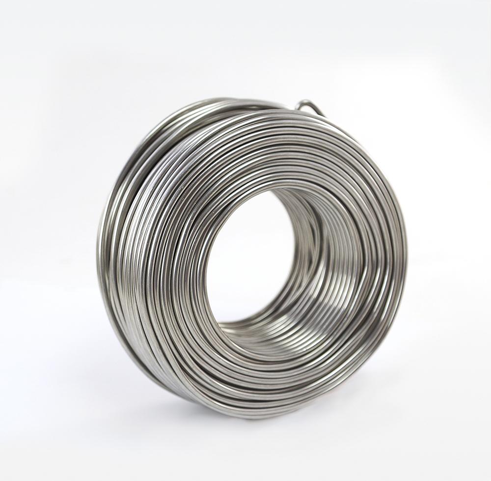 Shop Dekoblumen   Aluminiumdraht Aludraht 3mm x 50m Silber 1000g ...