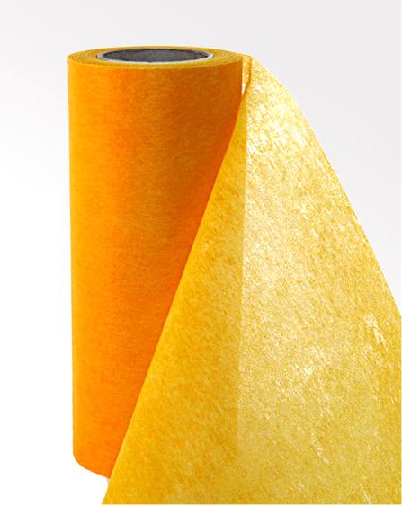 shop dekoblumen tischband vlies 20m mandarine 30cm ihr. Black Bedroom Furniture Sets. Home Design Ideas