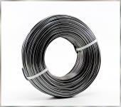 Aluminium - Draht 2mm x 60m ALTSILBER ANTHRAZIT 500g Sparpack