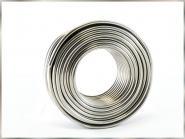 Aluminiumdraht Aludraht 5mm x 19m Silber 1000g Sparpack blank