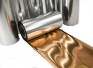 Thermotransferfolie Super KUPFER metallic 100 mm x 100 m